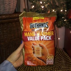 Hot hands value pack- never opened!